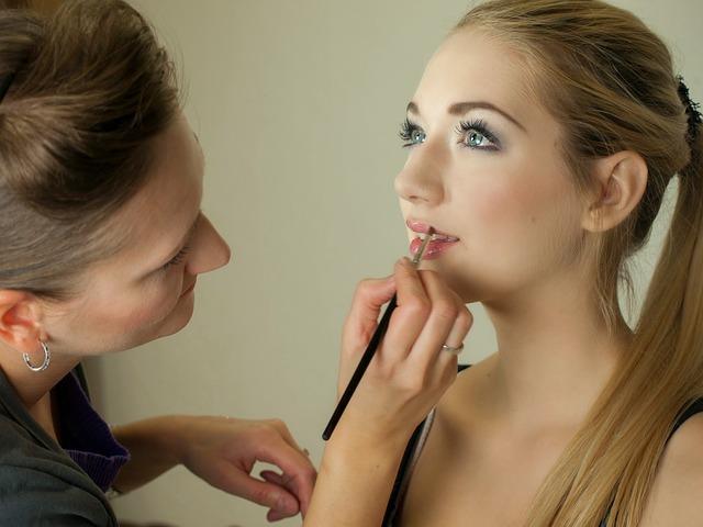 profesjonalny make up