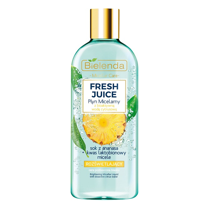 Bielenda płyn micelarny Fresh Juice