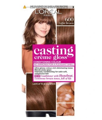 farba do włosów Loreal Casting Creme Gloss